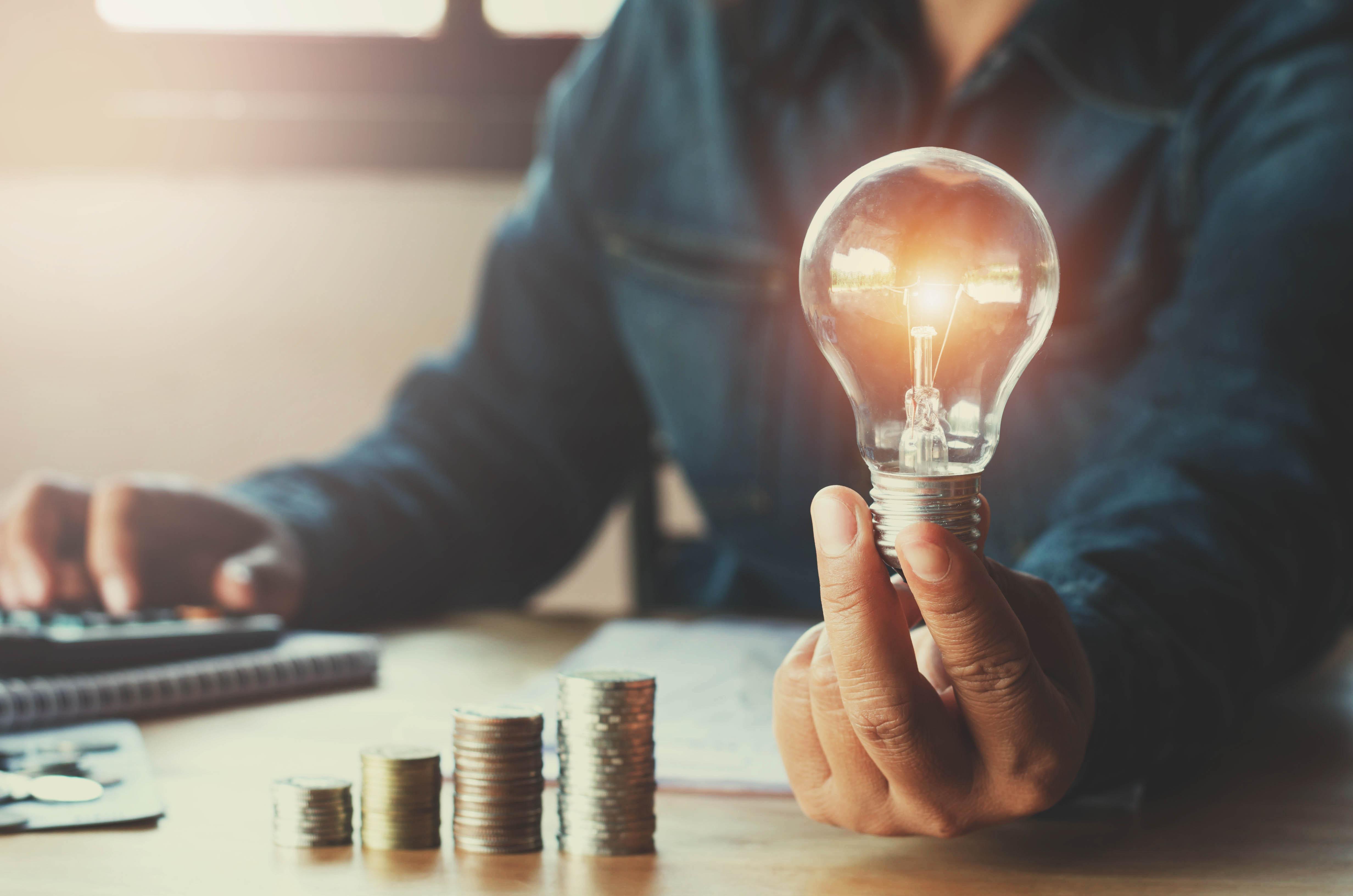 Economia de energia pode diminuir custos da loja