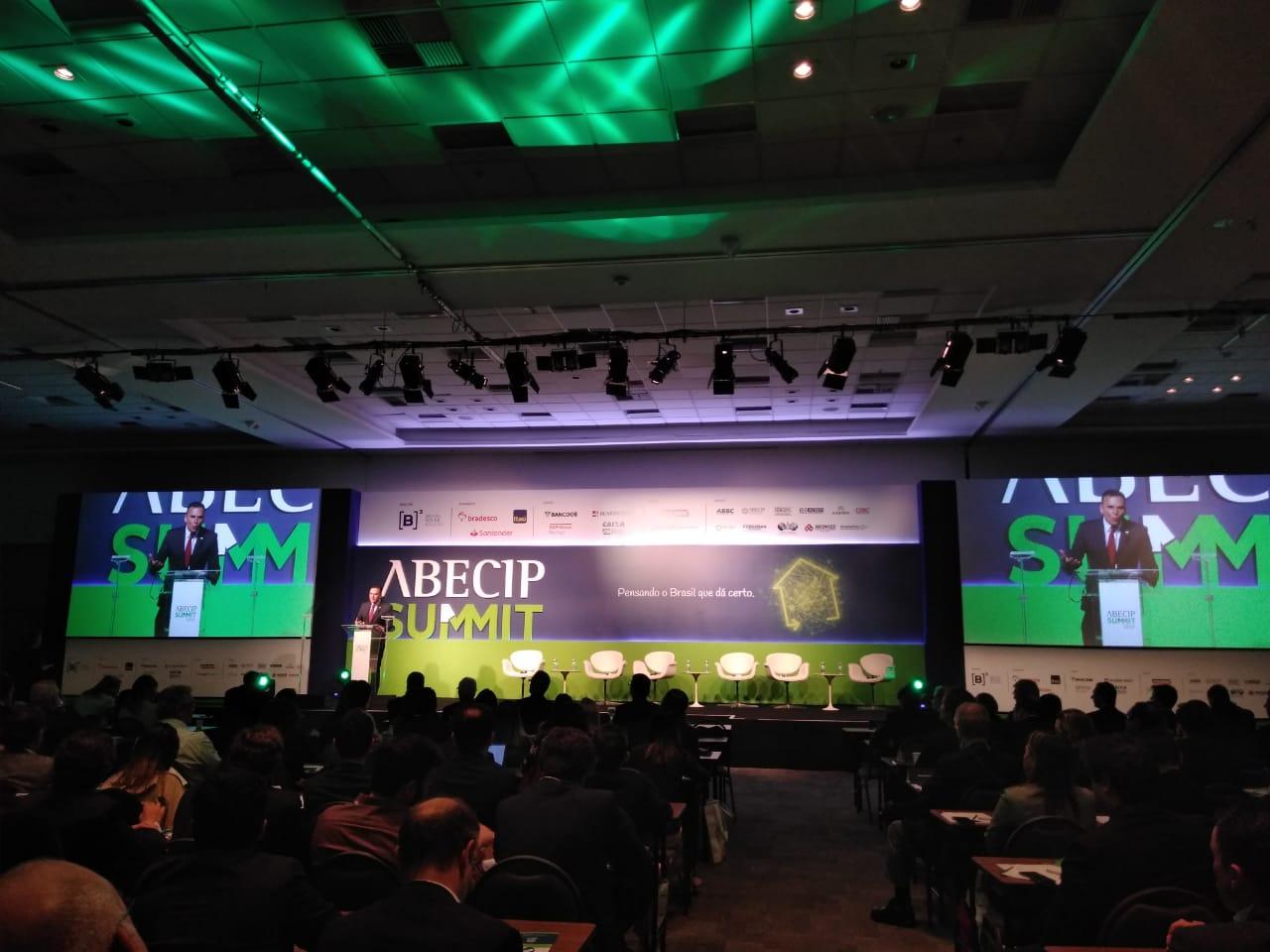 Summit Abecip: os desafios econômicos para a construção civil