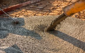 Etapas da concretagem: fundações e estruturas