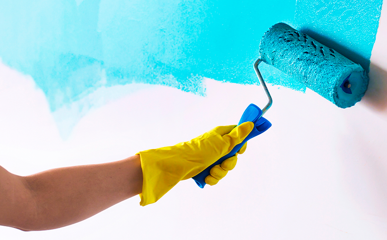 Pintura de parede: quais os hábitos do consumidor?