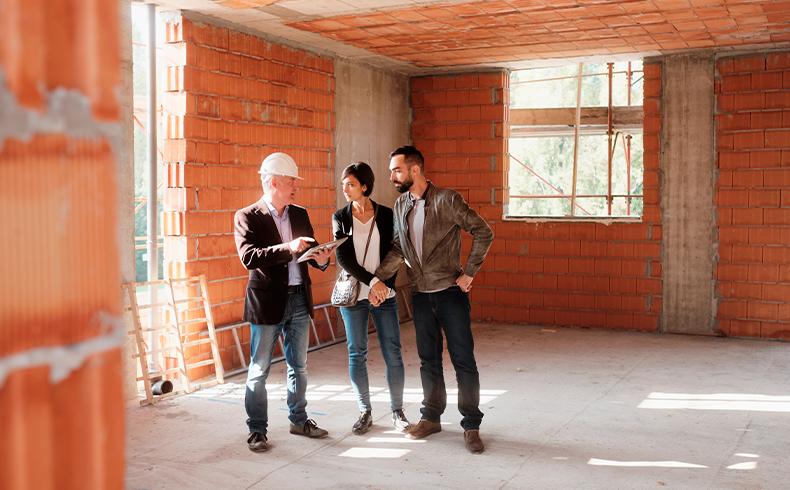 Construção de casas: que materiais oferecer em cada etapa de obra