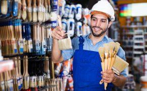 Como contratar vendedores para trabalho temporário nas lojas de materiais