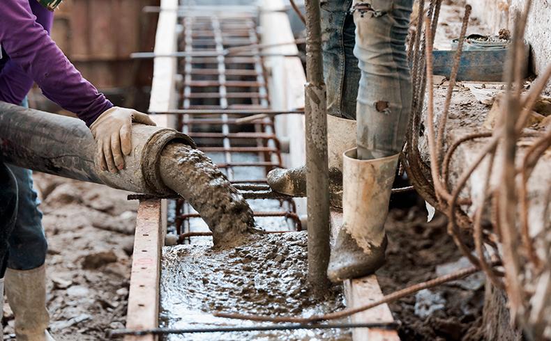 4 diferenças entre concreto usinado e concreto virado em obra