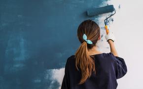 Passo a passo da pintura de parede