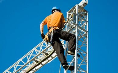 A importância do cinto de segurança na construção civil