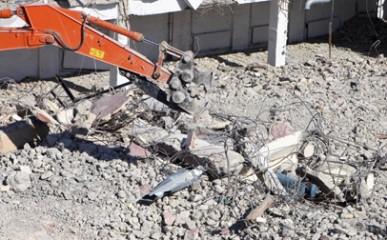 Reaproveitamento de materiais é solução para construção civil