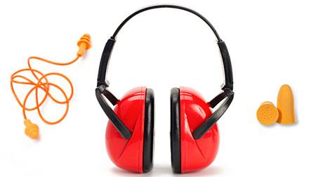 15b1485e6133e Tipos de protetores auriculares - Gestão - Mapa da Obra