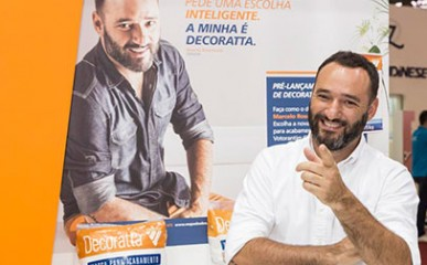 Marcelo Rosenbaum na Feicon