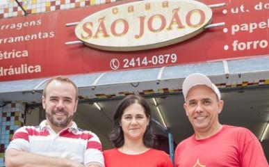 Empresa familiar: o crescimento da Loja São João