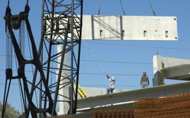 Concreto pré-fabricado reduz custos em obras residenciais