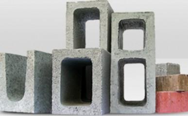 Cuidados com blocos de concreto para alvenaria