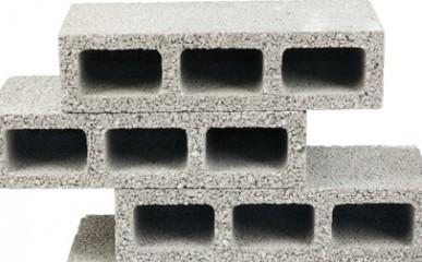 Blocos para construção de paredes estruturais