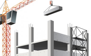 Pré-fabricados de concreto crescem 15%