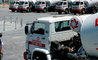 Caminhão betoneira: saiba como conferir a entrega