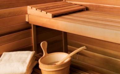Cuidados ao construir uma sauna em casa