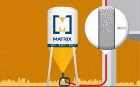 Conheça o Sistema Matrix para preparo, transporte e aplicação de argamassa de grandes obras