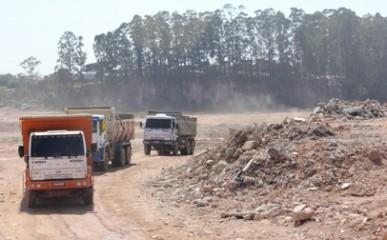 Faça a reciclagem de resíduos da construção civil