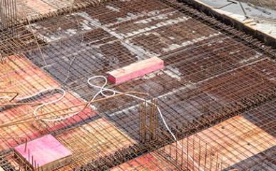 Reforço em estruturas de concreto armado