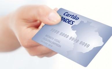 Cartão de crédito BNDES