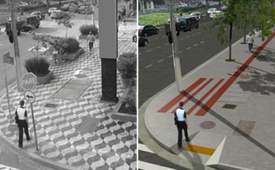 Prefeitura de São Paulo muda lei das calçadas