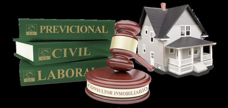 Departamento jurídico consultor inmobiliario