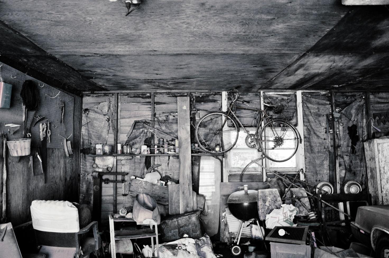 garage invetory