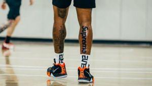 Por regla de la NBA, JR Smith deberá cubrir su nuevo tatuaje