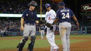 Todo lo que debes saber del Juego 5 entre Cerveceros y Dodgers