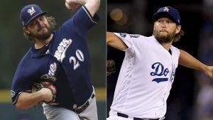 Dodgers y Cerveceros a inclinar la SCLN a su favor en el Juego 5