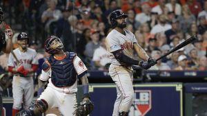 Medias Rojas vencen de manera dramática a Astros y se colocan a un paso del Clásico de Otoño