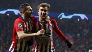 Atlético saca boleto a octavos tras vencer 2-0 a Mónaco