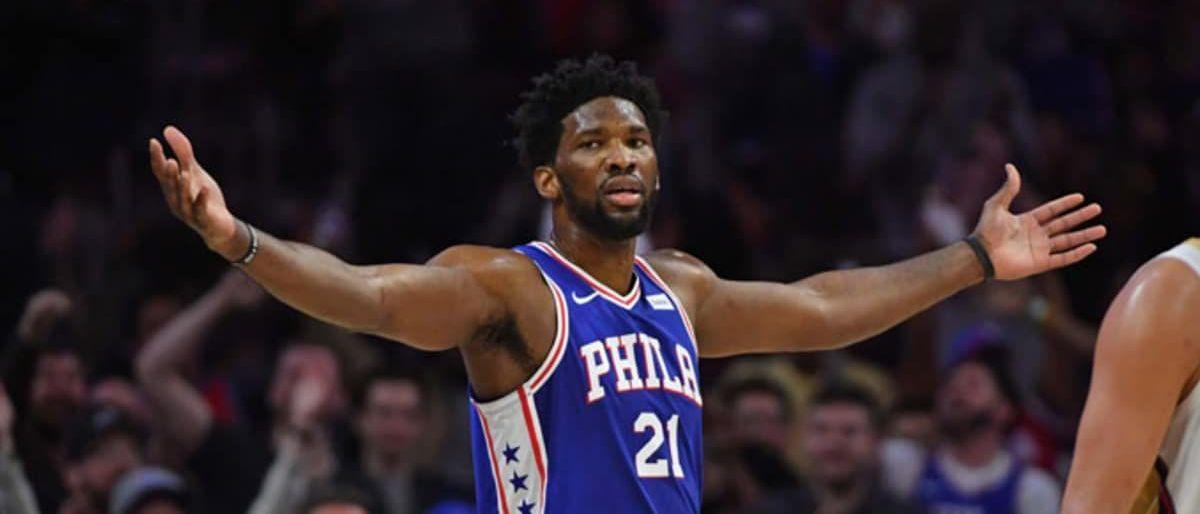 Con doble doble de Embiid, 76ers aplastan a Knicks