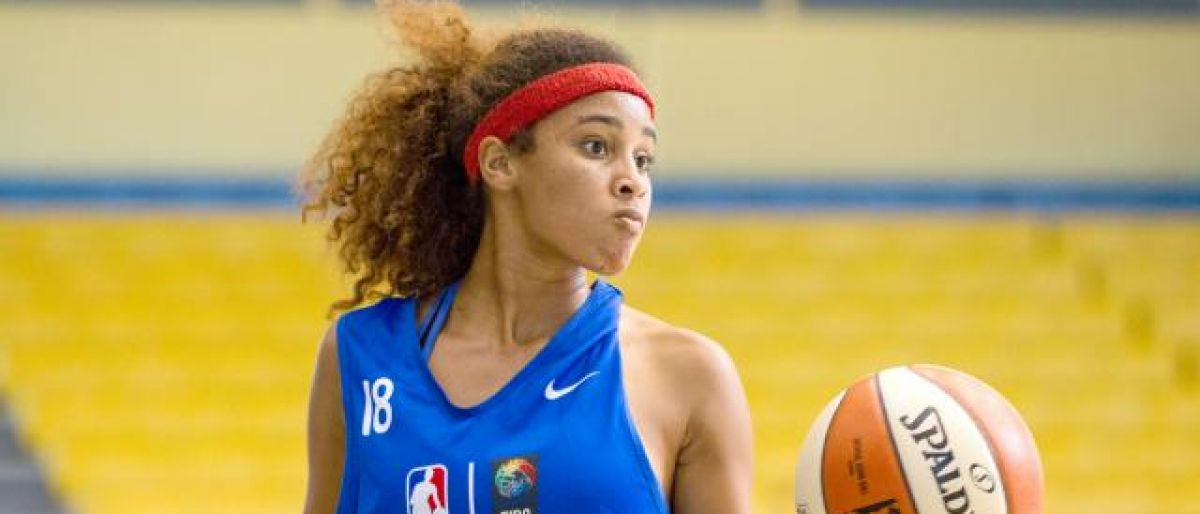 Esmery Martínez jugará con Mississippi State en la NCAA femenina 1
