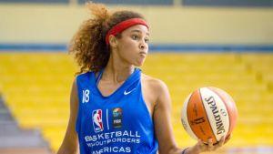 Esmery Martínez jugará con Mississippi State en la NCAA femenina