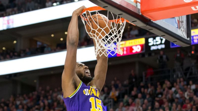 Jazz anula a Rockets y se impone por 118-91