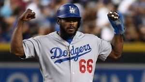 ¿Será éste el año en que será cambiado Yasiel Puig por los Dodgers?