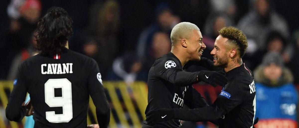PSG y Liverpool sobreviven el grupo de la muerte