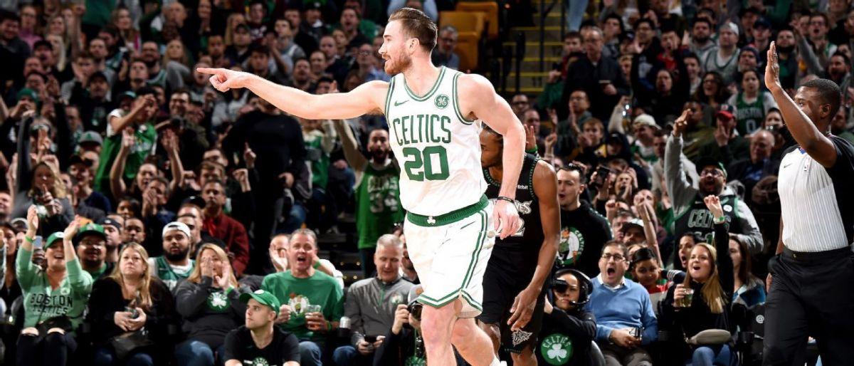 Hayward revive con 35 puntos y Celtics vencen a Timberwolves
