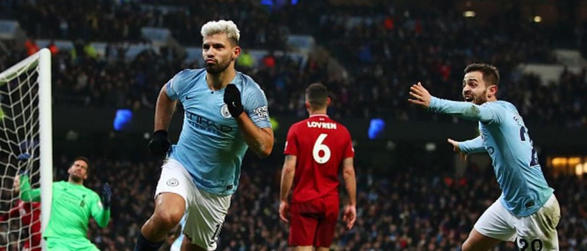 Man City le quita el invicto a Liverpool y anima la Premier