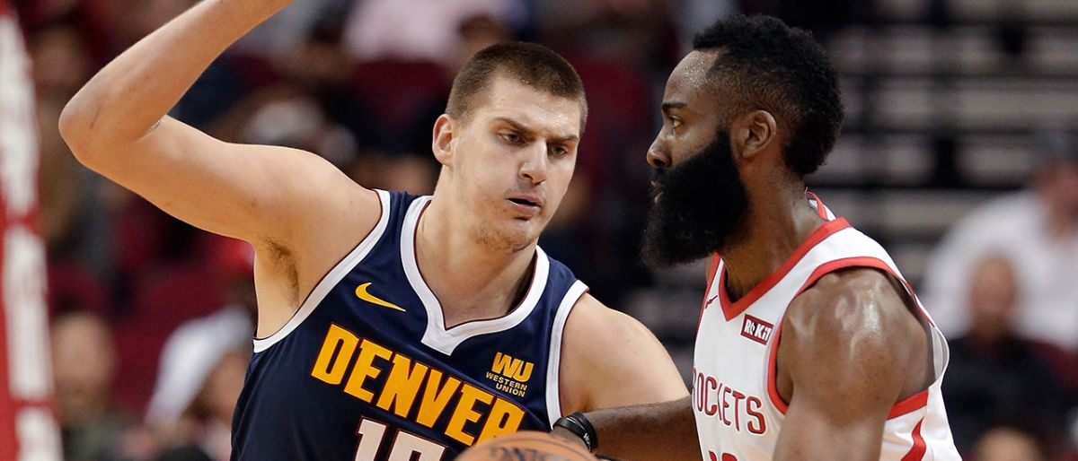 Harden y Capela guían a Rockets a triunfo sobre Nuggets