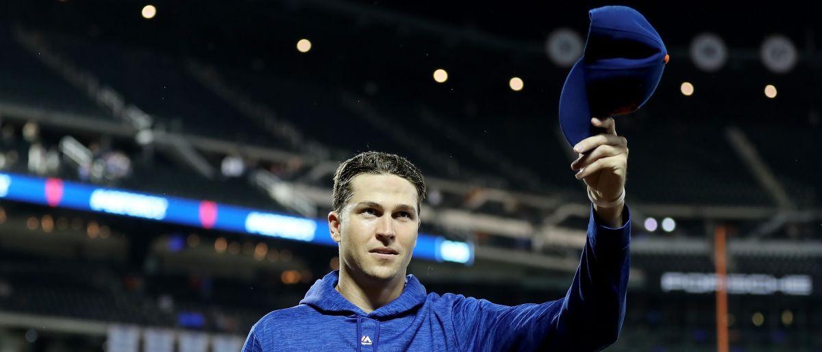 Mets todavía no negociarían extensión a largo plazo con Jacob deGrom