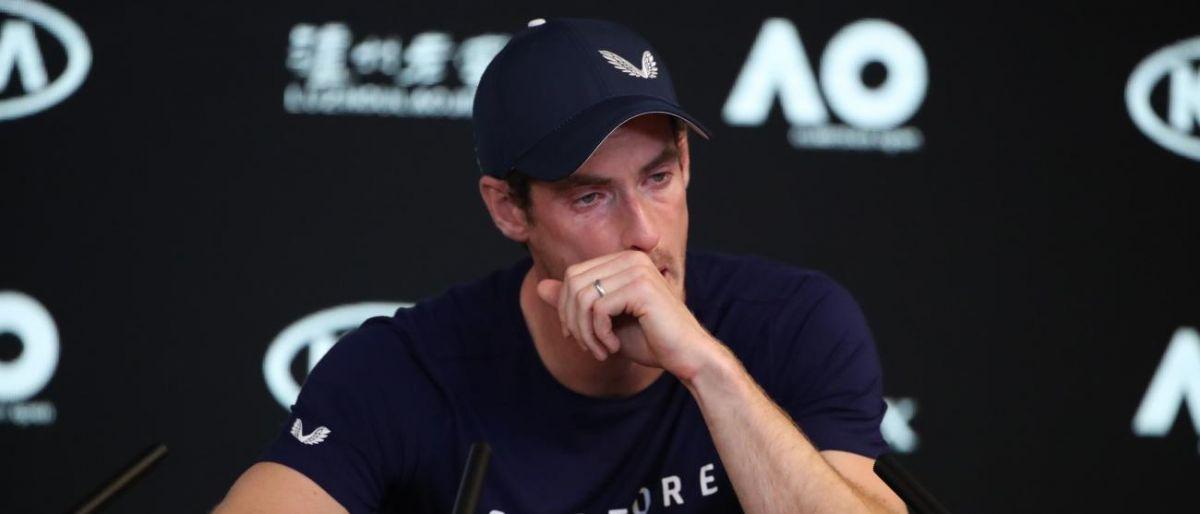 Andy Murray anuncia que se retira luego de Wimbledon
