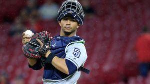 Francisco Mejía entre los mejores 10 prospectos de la receptoría, según MLB Pipeline