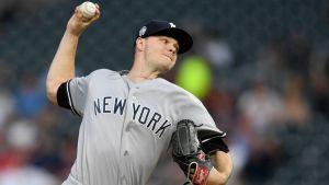 Sonny Gray cambiado de Yankees a Rojos, que le dan una extensión de contrato al derecho