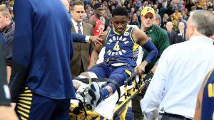 Oladipo se pierde resto de la temporada por lesión
