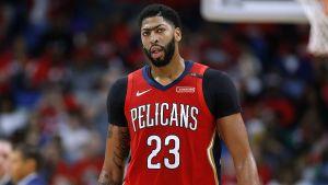 Anthony Davis solicitó a Pelicans cambio