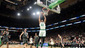 Horford anota 14 puntos en victoria de Celtics ante Nets