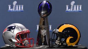 Cinco claves para Super Bowl entre Rams y Patriots