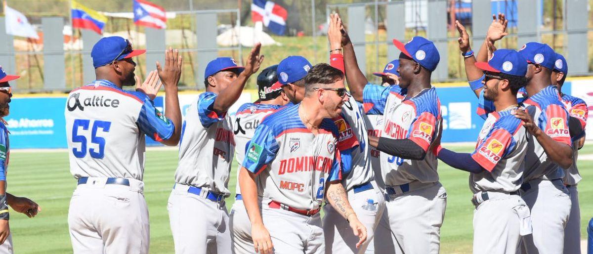 Dominicana vence a Puerto Rico en inicio de la Serie del Caribe