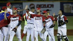 Venezuela vence 5-1 a México al arrancar la Serie del Caribe